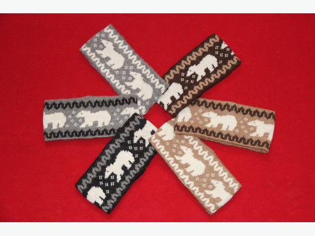Alpaca Winter Headbands