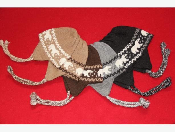 Alpaca Sherpa hats