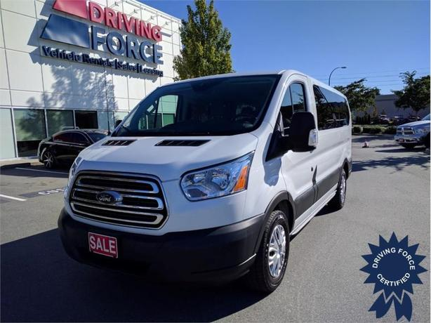 2015 Ford Transit Wagon XLT