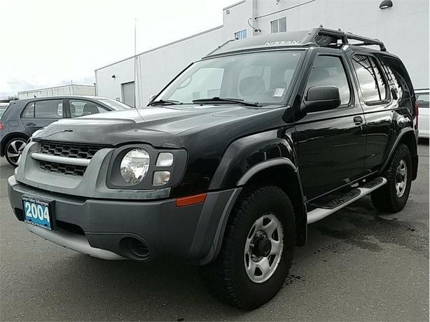 2004 Nissan Xterra 4X4 5sp Manual LOW KMS ! 4x4 !