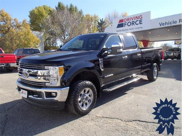 2017 Ford F-350 Super Duty SRW Lariat
