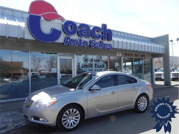 2011 Buick Regal CXL w/1SA