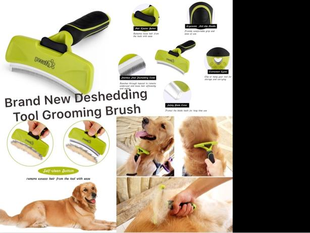 Brand new Grooming brush, for mid-lag dog