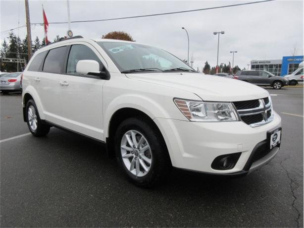 2013 Dodge Journey SXT Fantastic Shape Low Kilometers