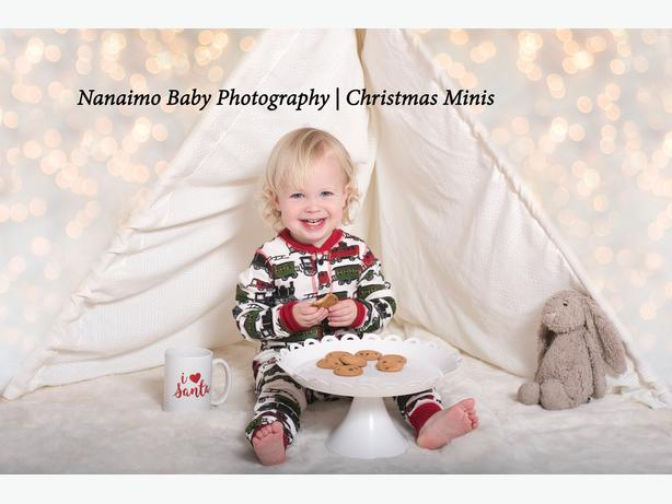 Children's Christmas Photo Sessions