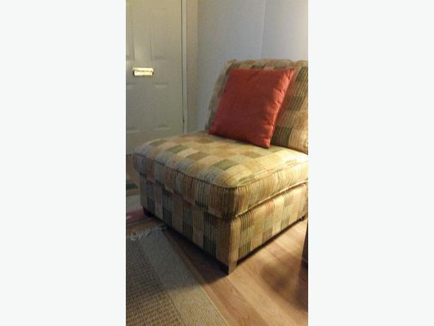 Upholstered Living Room Chair Victoria City Victoria