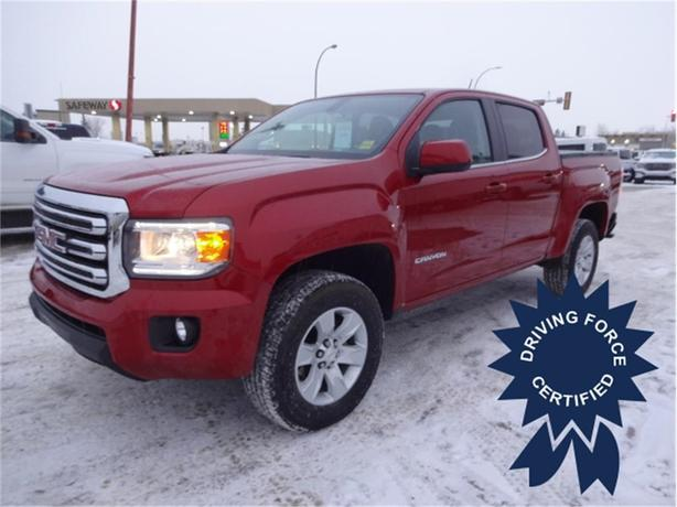 2016 GMC Canyon 4WD SLE