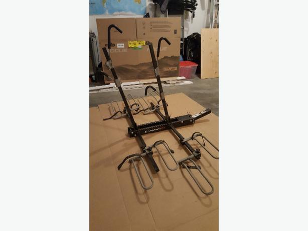 Swagman 4 bike car rack
