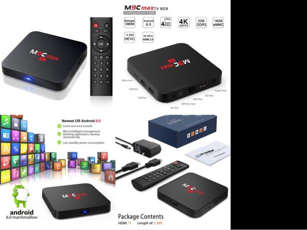 Brand new tv box turns your tv to smart TV!
