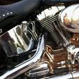 2008 Heritage Softail 105th Aniv Year