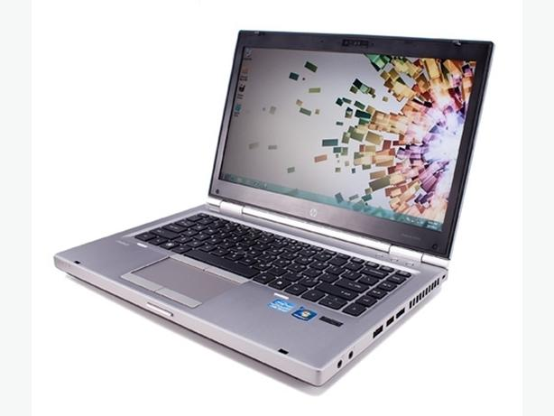 HP ELITEBOOK 8460p I5 2.30GHZ 4GB 500GB DVDRW WIN8 229$