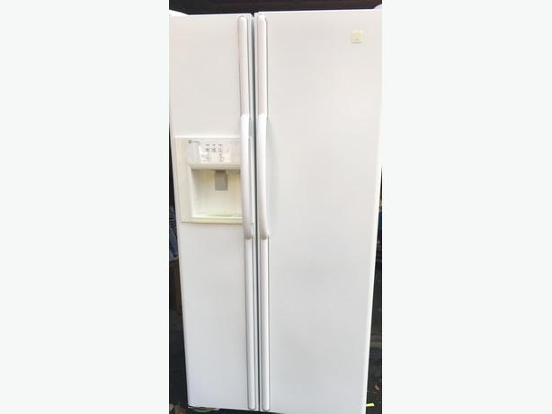 Maytag Fridge Double French Door With Ice And Water