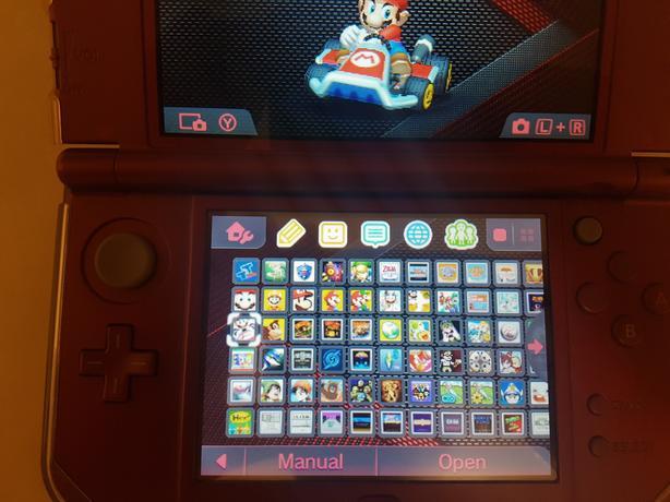 """""""New"""" Nintendo 3ds xl ** PLEASE READ DESCRIPTION  **"""