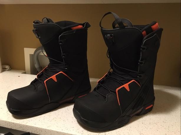 Salomon Malamute Snowboard Boots - Sz 12.5