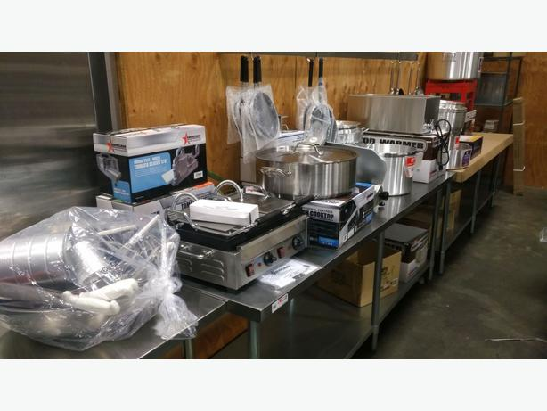 Commercial Appliances & Restaurant Equipment Auction