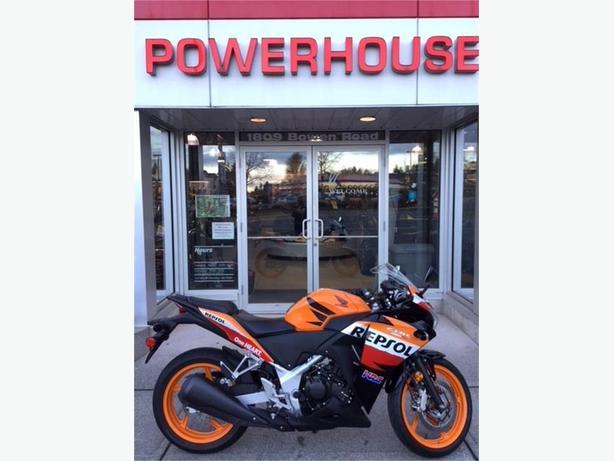 2013 Honda CBR250RA