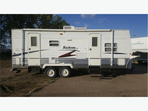 2007 Forest River T21