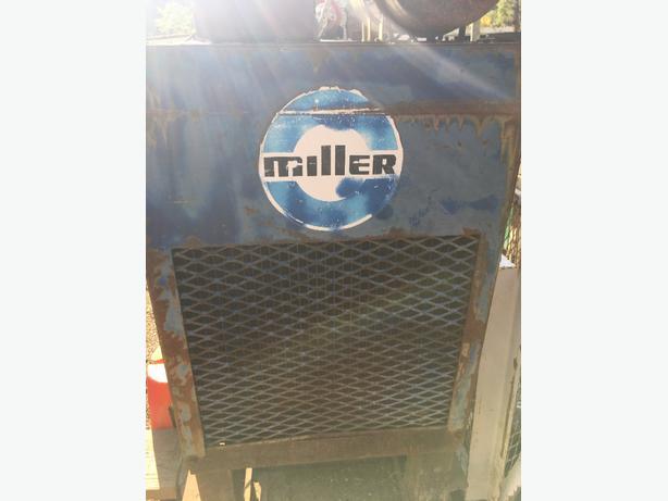 diesel powered Welder / gen