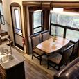 Fully Serviced 4 Seasons Luxury Fifth Wheel for Rent on 5 Acre Property