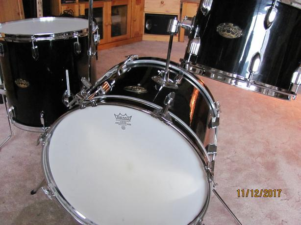 Coronet drums from the 60's