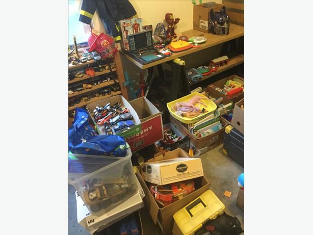 Boys toys online garage sale