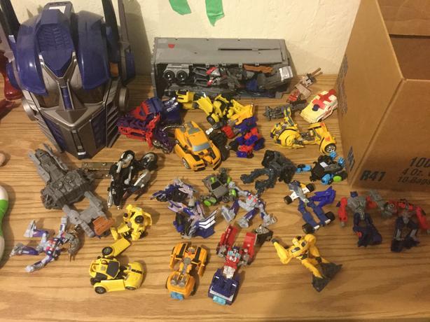 Transformers box