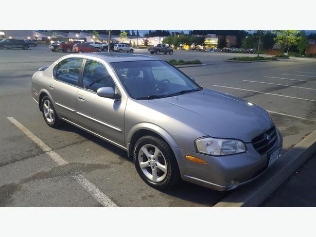 SOLD - 2000 Nissan Maxima SE