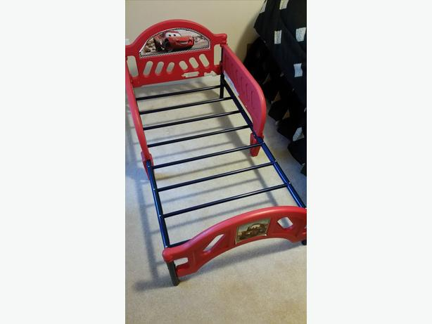FREE: CHILD'S BED