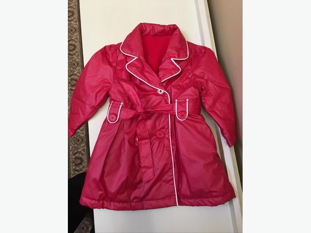 MARKS & SPENCER FLEECE LINED RAIN JACKET 12-18 MONTHS
