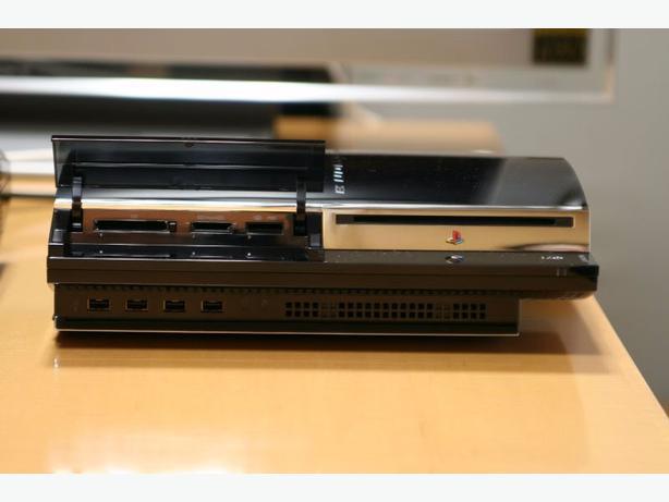 PS3 80GB 4 USB