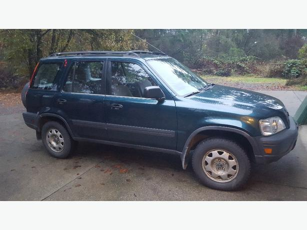 1997 Honda CRV