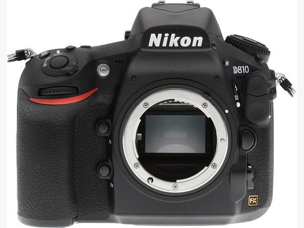 Nikon D810 FX 36MP DSLR and extras