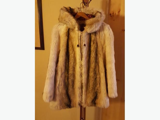 Tissavel Faux Fur Coat