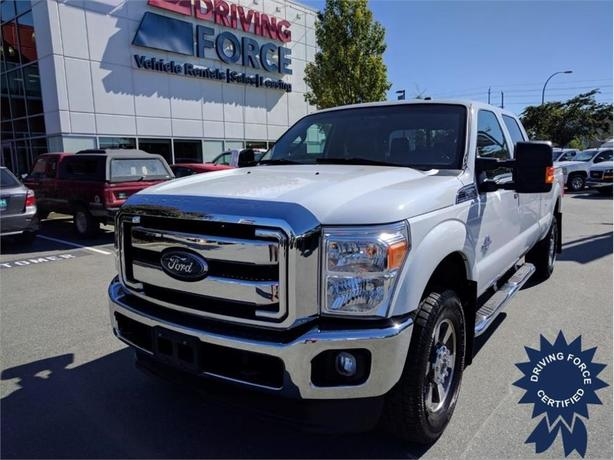 2016 Ford F-350 Super Duty SRW Lariat