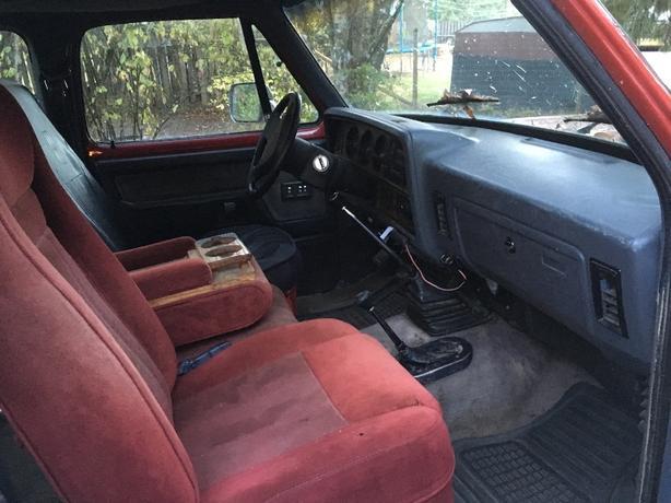 1992 Ram 250