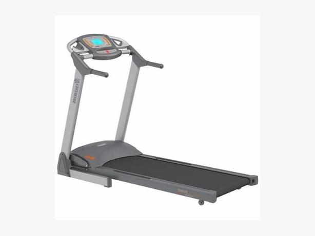 bremshey trendline ambition folding treadmill