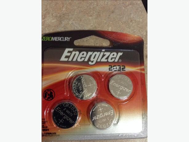 Energizer 3volt battery pack of 4 batteries