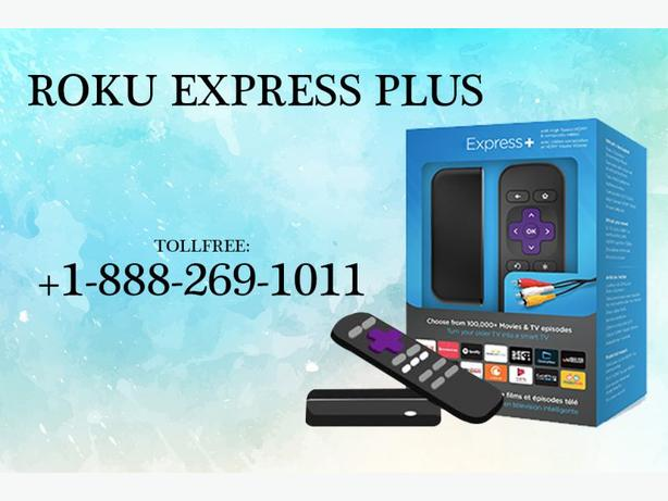 Enjoy adding Roku Express Plus