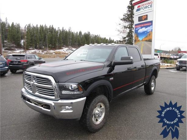 2013 Ram 2500 Power Wagon
