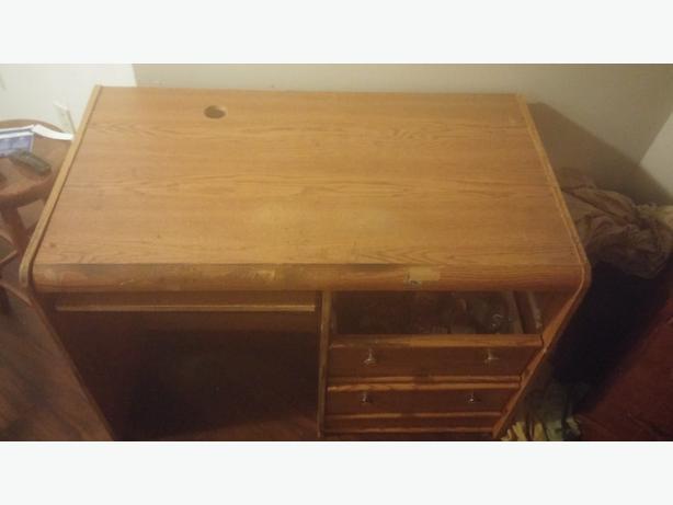 computer desk for 50 or best offer