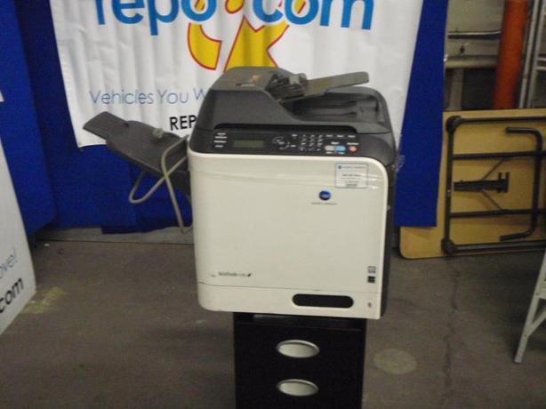 Konica Bizhub C20 Colour Photocopier