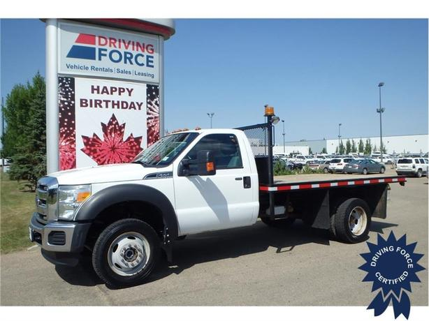 2014 Ford F-550 Super Duty DRW XLT