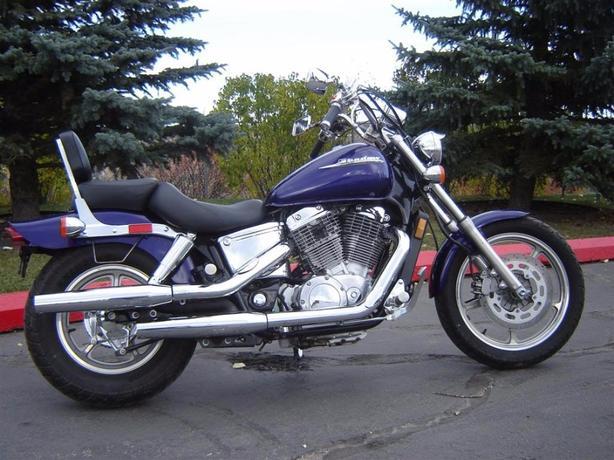 2003 HONDA VT  SPIRIT SHADOW WINTER SPECIAL