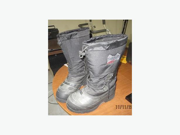 WIND RIVER Minus 100 Degree SNOW BOOTS - SIZE 10