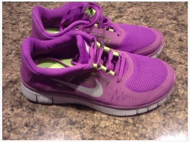 Brand new women's nike free zone shoes