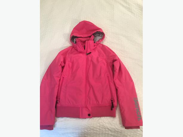 Pink Bench Boarding Jacket
