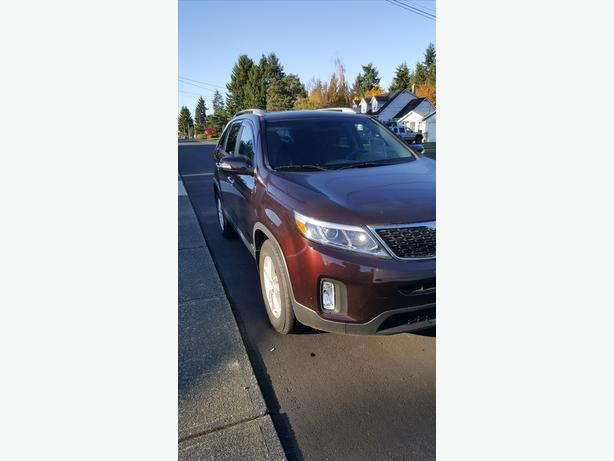 Like new Kia Sorento