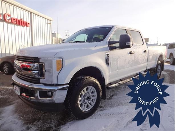2017 Ford F-350 Super Duty SRW XLT