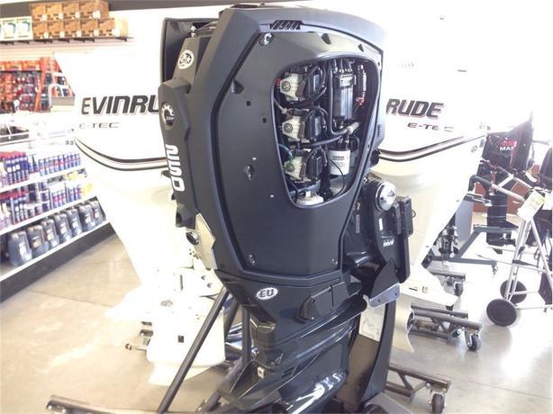 2016 Evinrude E250XAFA -