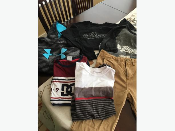 Boys Brand Name Clothing Lot
